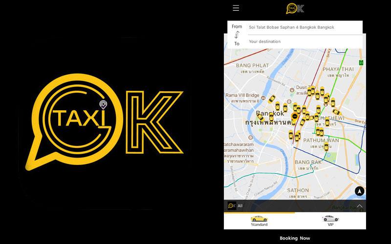 app taxi ok
